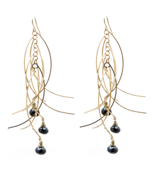 Sticks + Stones Earrings - Long