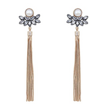 Modern Tassel Earrings