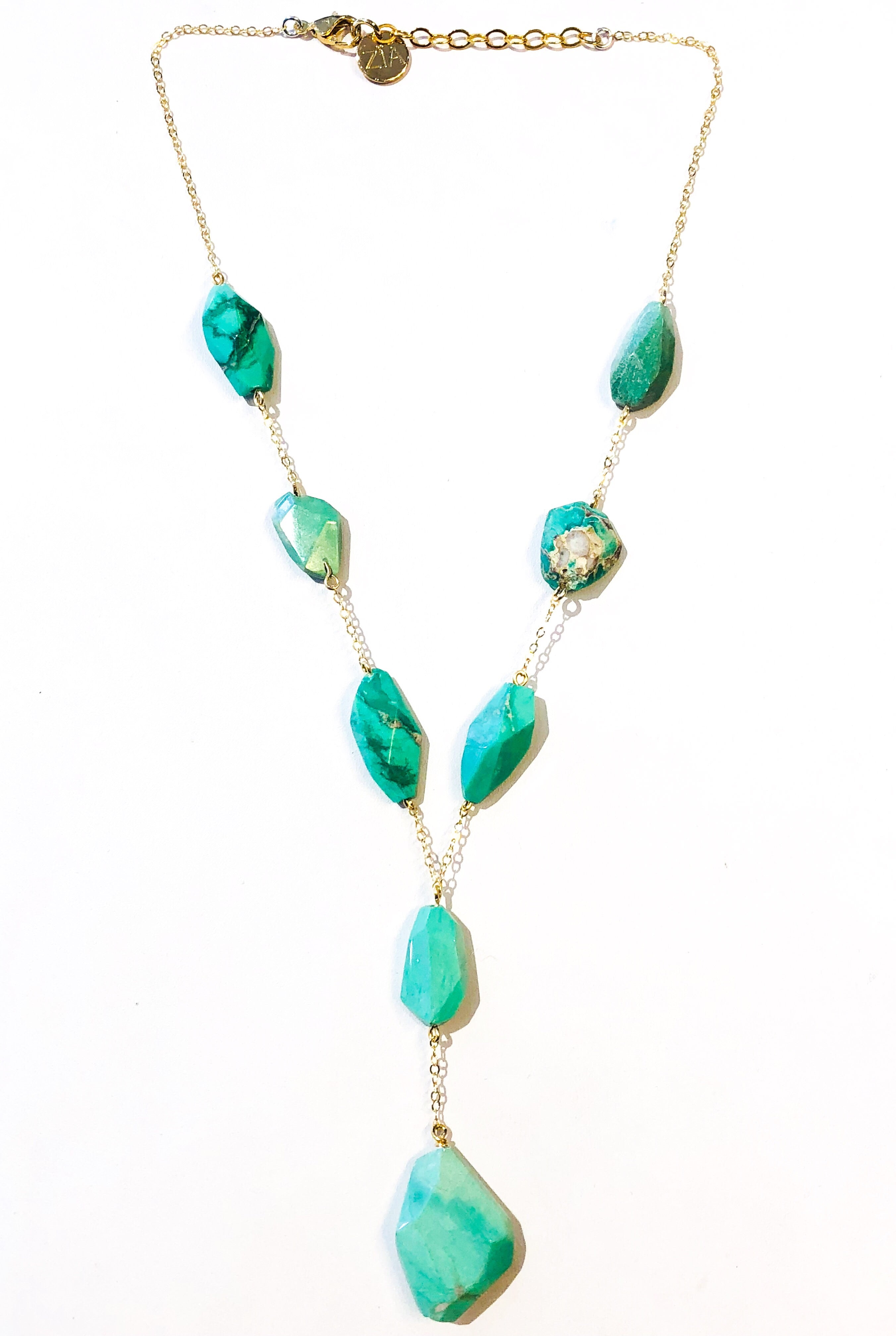 Varicite Necklace