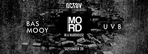 "OCTOV : ""MORD 5 YEARS TOUR"""