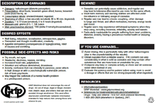 Carte Cannabis