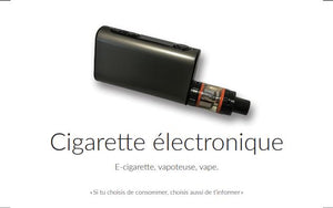 Carte Cigarette Électronique
