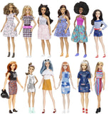 Barbie Fashionista poppen