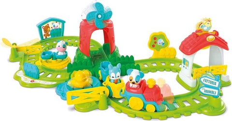 Train playset - International
