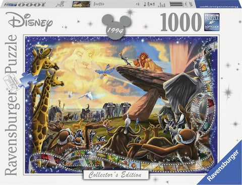 "Ravensburger ""Disney The Lion King"" - 1000 stukjes"