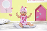 BABY Born Soft Touch Girl blue eyes  43 cm - Zapf 824368