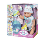 BABY born Soft Touch Boy Blue eyes 43cm - Zapf 824375