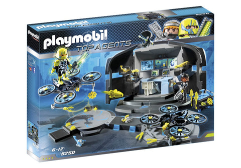 Playmobil 9250 Dr. drone's commandocentrum