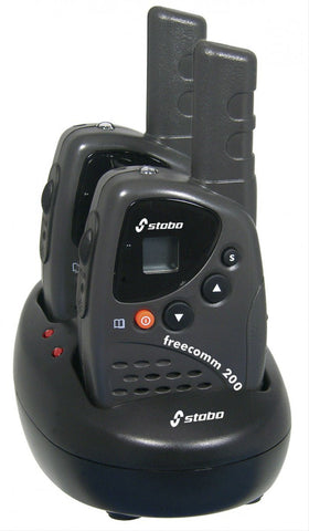 Stabo Walkie Talkies Freecomm 200 - Bereik 5 km