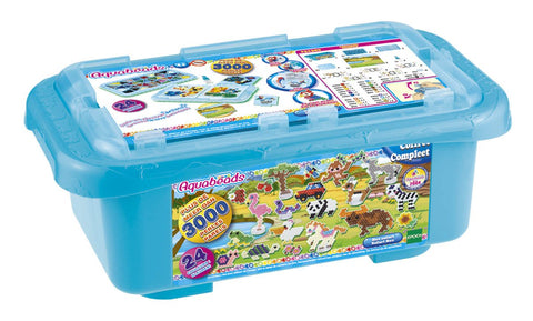 31389 Aquabeads Safari Box