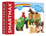 SmartMax My First - Tractor Set - 21 onderdelen