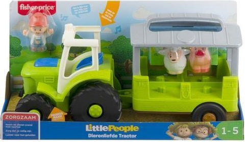 Fisher-Price: Little People Dierenliefde Trekker