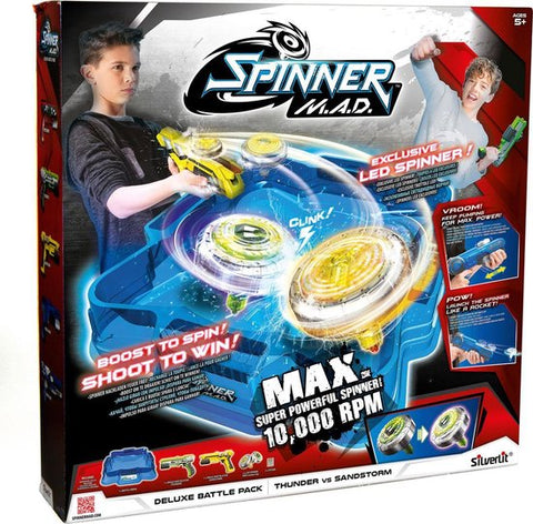 Spinner MAD Battle Deluxe Set