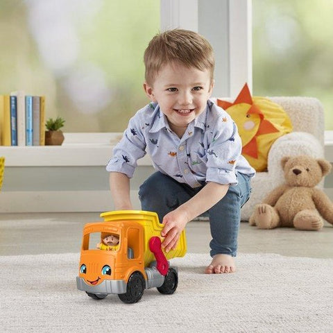 Fisher-Price: Little People -  Dump Truck