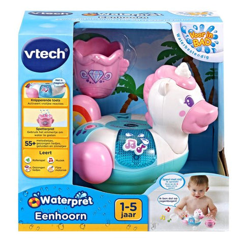 V-Tech Waterpret Eenhoorn
