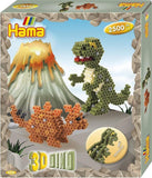 Hama Medium gift Box - 3D Dino