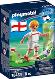 70484 Playmobil  Sports & Action Nationale voetbalspeler Engeland