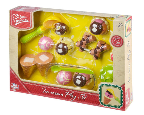 Ice Cream Playset - Red Box