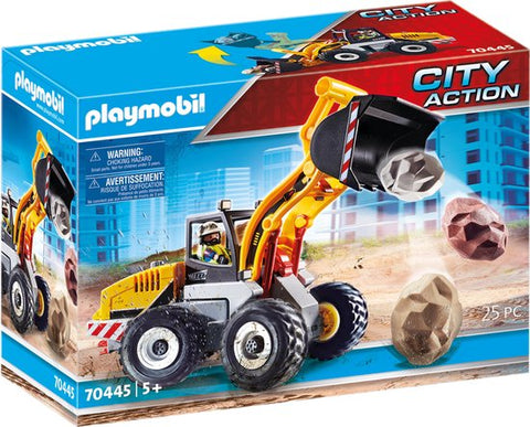 PLAYMOBIL City Action Wiellader - 70445