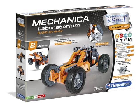 Mechanica Laboratorium - Buggy en Quad