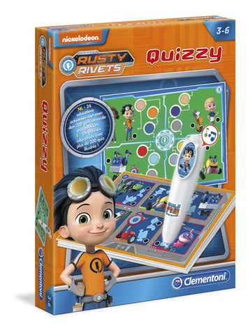 Quizzy Rusty Rivets