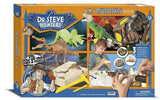 Dr Steve Hunters - Multi Activity Place Kit  - 4-in-1 set