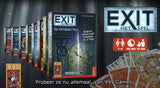 EXIT - De verlaten Hut - escape room spel