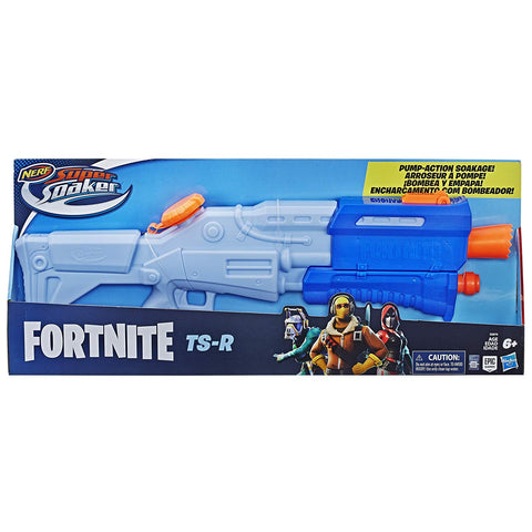 Fortnite TS-R Nerf Super Soaker watergeweer