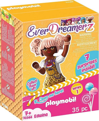70388 Playmobil Ever Dreamerz: Edwina