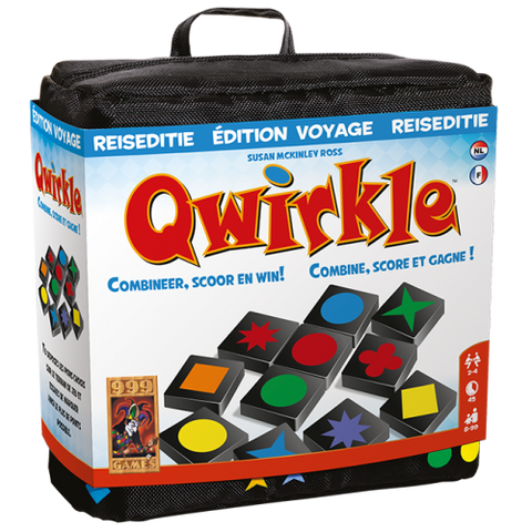 Qwirkle Reiseditie - 999 Games