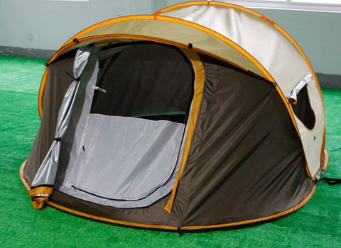 Norway Camping and Outdoor tent grijs 4 personen