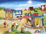 70087 PLAYMOBIL Family Fun : Grote Camping
