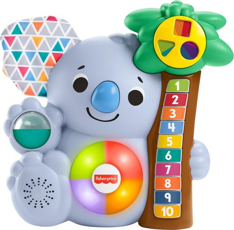 Fisher-Price Linkimals Tellende Koala