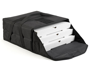 "18"" Durapac 3-Pie Pizza Delivery Bag"