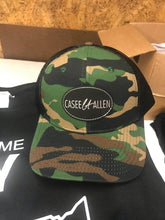 Load image into Gallery viewer, Camouflage Hat (Casee Allen)
