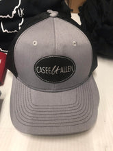Load image into Gallery viewer, Silvertone Gray Hat (Casee Allen)
