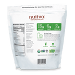 Nutiva Organic Hemp Seed Protein Powder Peak Protein 3 pounds