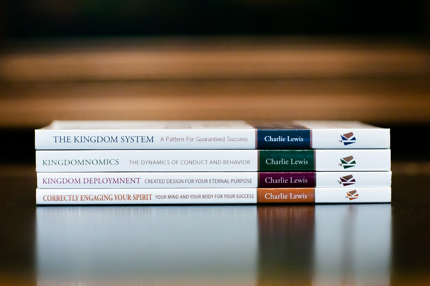 The Kingdom System Series: Paperbacks
