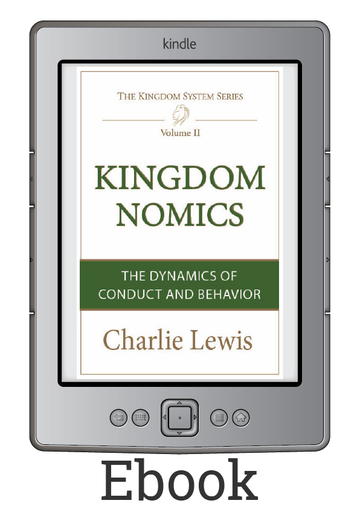 Ebook: Kingdomnomics by Charlie Lewis