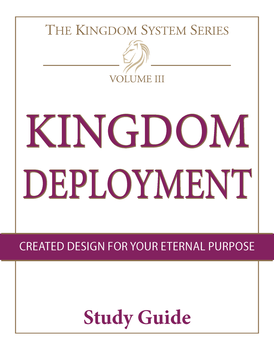 Study Guide - Kingdom Deployment