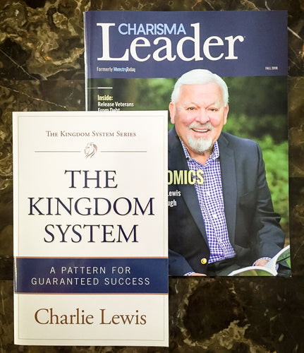 SPECIAL OFFER: The Kingdom System PLUS Charisma Leader Magazine