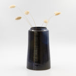 Yarn Vase -Dark blue-L