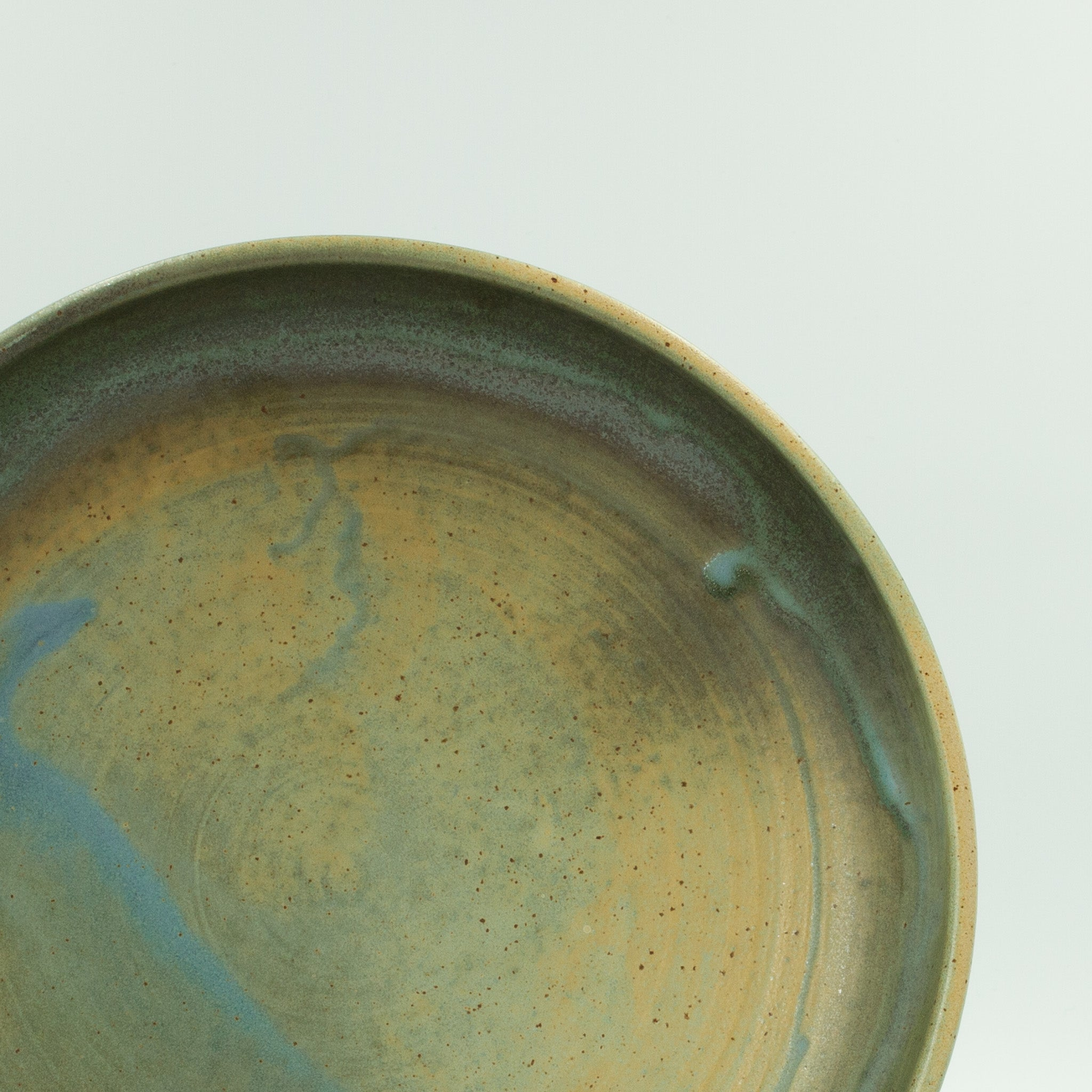 Handmade ceramic Bowl-low
