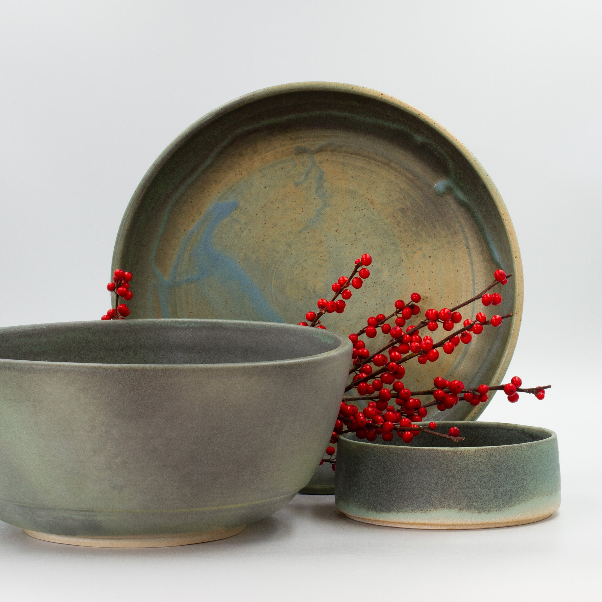 Handmade ceramic Bowl-big
