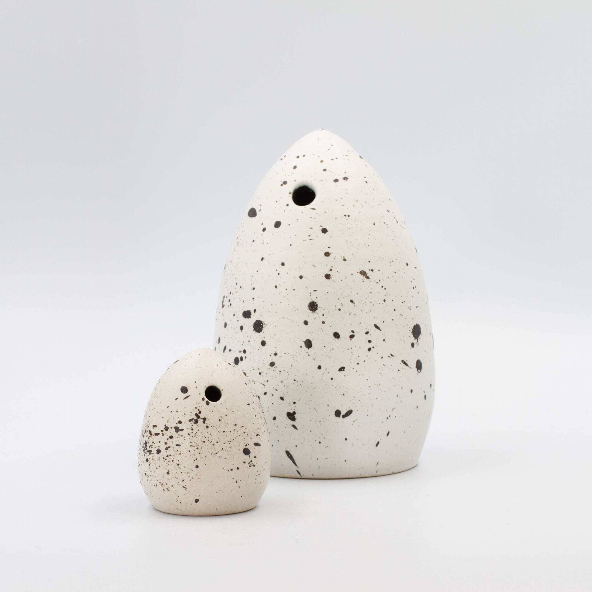 Seagull Egg Vase -Large