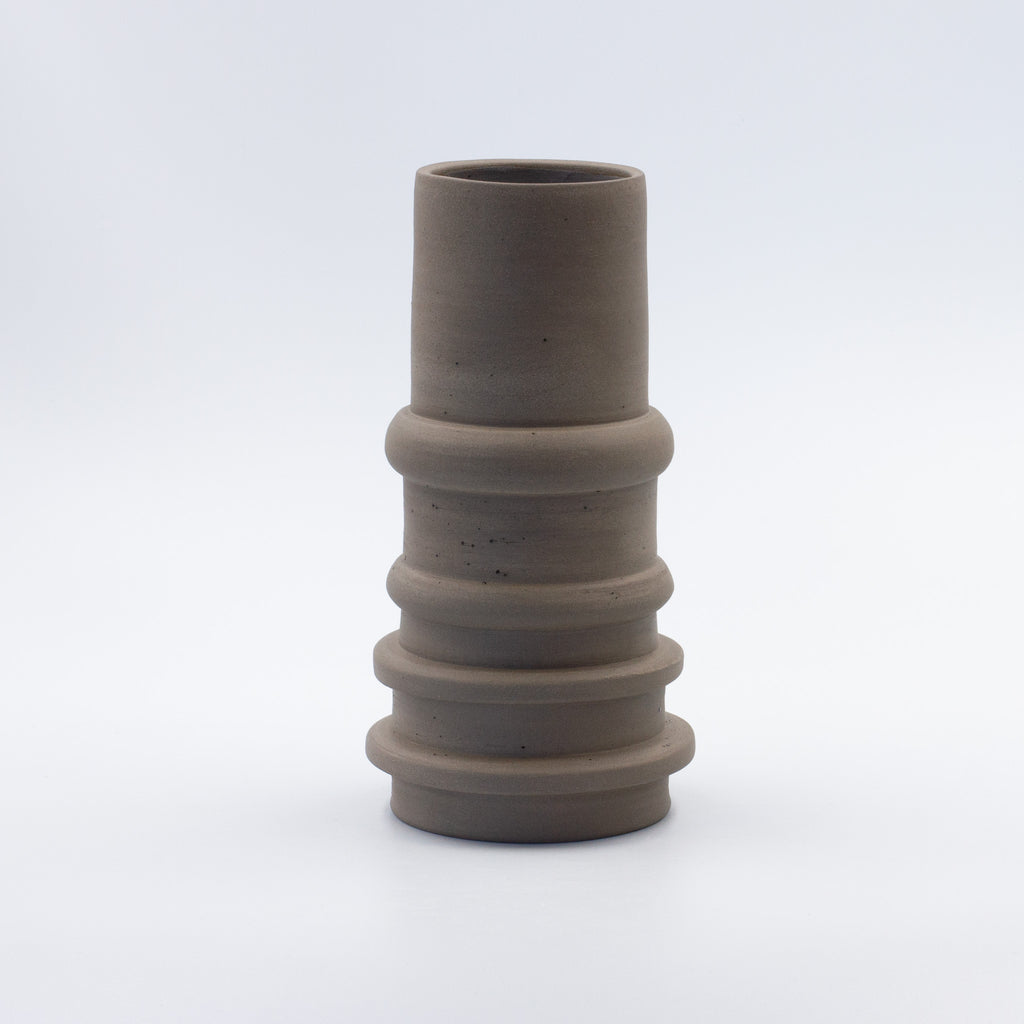 Tall Spindle Vase