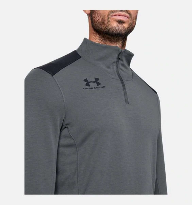 Accelerate Premier Midlayer - Grey - Absolute Rugby