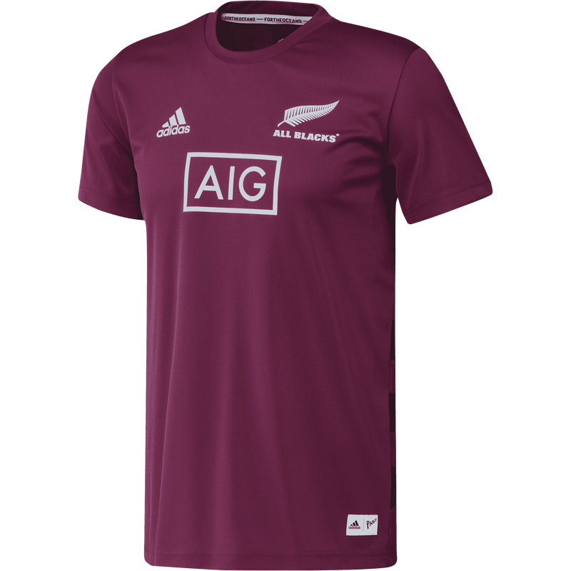 All Blacks Performance Tee Primeblue - Absolute Rugby