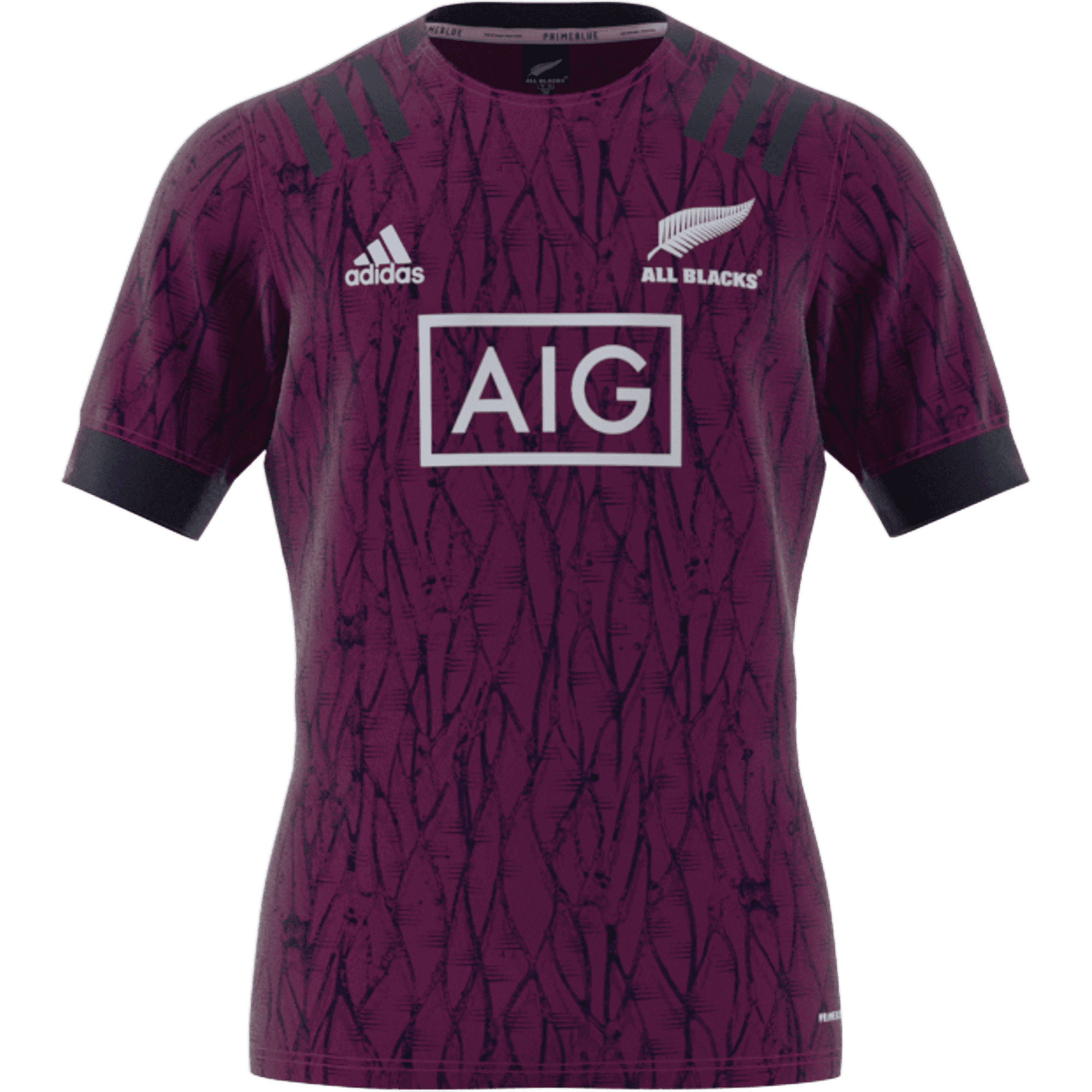All Blacks Training Jersey Primeblue - Absolute Rugby