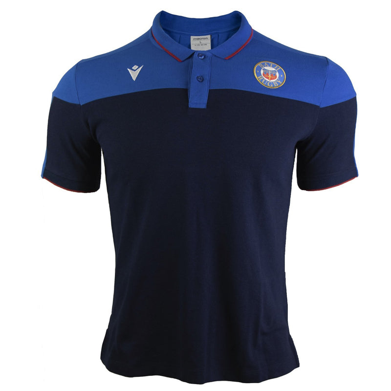 Bath Rugby Travel Polo Shirt - 20/21 - Absolute Rugby